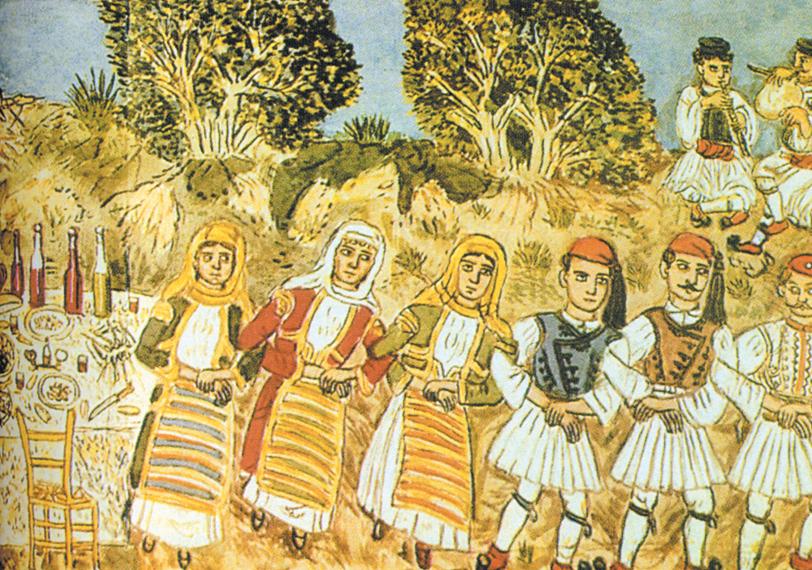 Των Ελλήνων οι κοινότητες – εισαγωγή