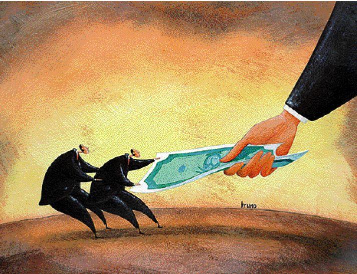Ελλάδα: Η διαφθορά σε όλη της το μεγαλείο...
