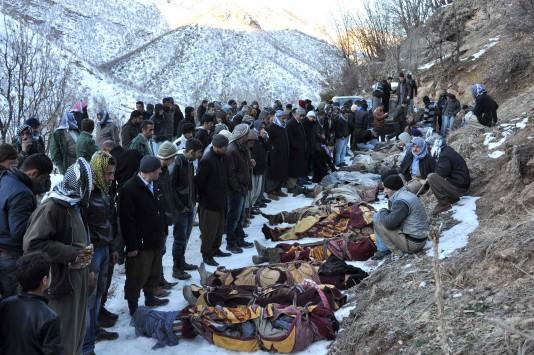 Τουρκία: Νέα σφαγή Κούρδων στην επαρχία Σιρνάκ