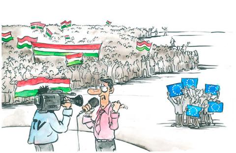 Η Ουγγαρία και το Ευρωπαϊκό Διευθυντήριο