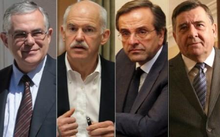 Το κόμμα της κλεπτοκρατίας και το κόμμα του Μνημονίου