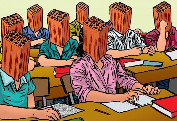 Χρίστου Δάλκου: Ὁ κομβικός ρόλος τῆς παιδείας στήν παρασιτοποίηση τὴς ἑλληνικῆς κοινωνίας