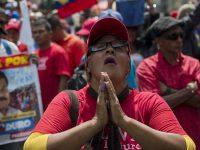 Βενεζουέλα: πρόβες αποσταθεροποίησης