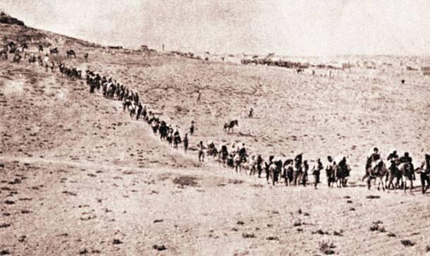 «Η νέα εξουσία της Τουρκιας πλούτισε από τη Γενοκτονία»