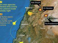 Συρία: Η Συμμαχία Ισραήλ και Τζιχαντιστών