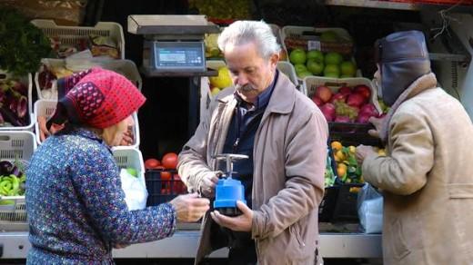 Ο Μανάβης, νέα ταινία του Δ. Κουτσιαμπασάκου