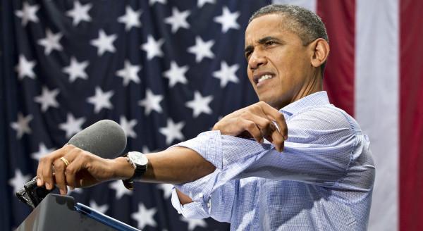 Ο Ομπάμα δοκιμάζει το νερό του συριακού Ρουβίκωνα