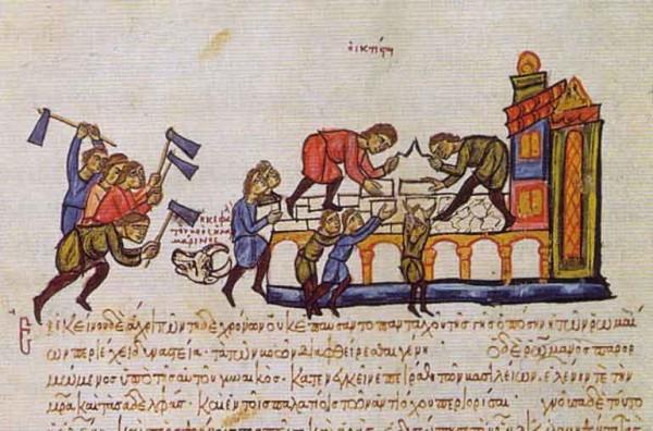 Γιὰ τοὺς Ζηλωτὲς