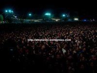 """Συναυλία ενάντια στην λεηλασία της Βορειοανατολικής Χαλκιδικής: """"Η πλατεία ήταν γεμάτη!"""""""