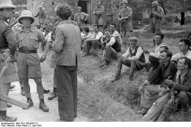 Κοντομάρι Χανίων, 2 Ιουνίου 1941