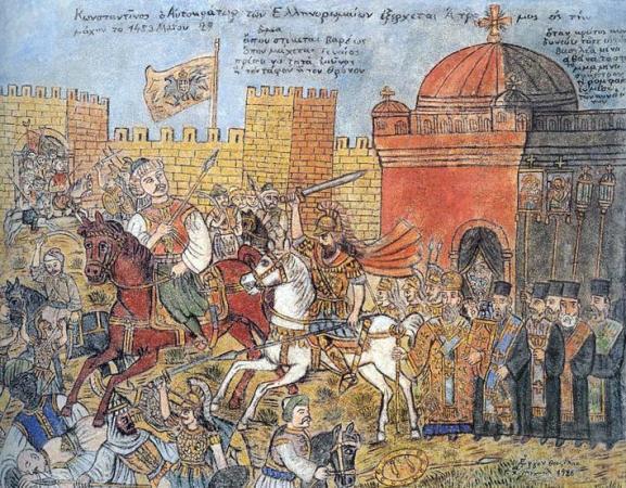 Ελληνική παράδοση και μεσαιωνικός ελληνισμός
