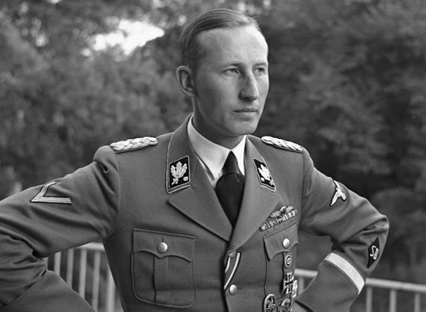 Ράινχαρντ Χάιντριχ, ο «δήμιος»
