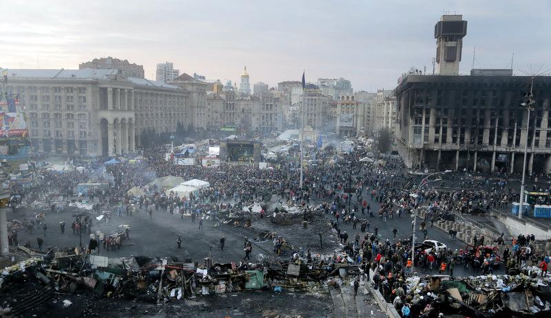 Ουκρανία: Είκοσι χρόνια σε τεντωμένο σχοινί