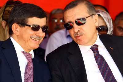 """Αλέξανδρος Νταβούτογλου, ή """"η Τουρκία ως αντιπρόσωπος της εμπειρίας της ανθρωπότητας κι εμείς"""""""