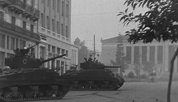 Ξεναγήσεις στην Αθήνα του Β' Παγκοσμίου Πολέμου