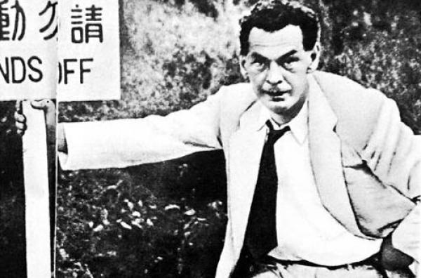 Ρίχαρντ Ζόργκε, ο σοβιετικός Τζέιμς Μποντ