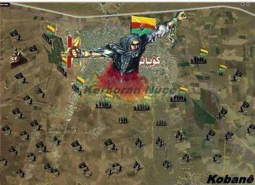 Μεγάλο πλήγμα των Κούρδων στους τζιχαντιστές στο Κομπάνι