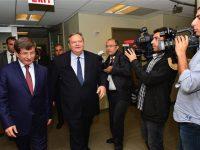 Ο Νταβούτογλου θέλει να πάει Θράκη με όλο του το υπουργικό συμβούλιο