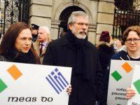 Ιρλανδία: Ισχυροί άνεμοι αλλαγής