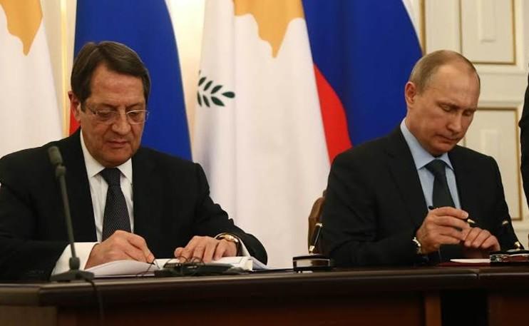 Η Κύπρος, η Ρωσία και οι εταίροι