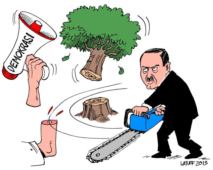 Άδηλο το μέλλον για το κόμμα του Ερντογάν