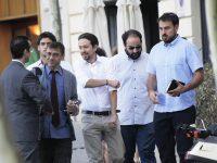 Podemos: Η πρώτη μεγάλη κρίση