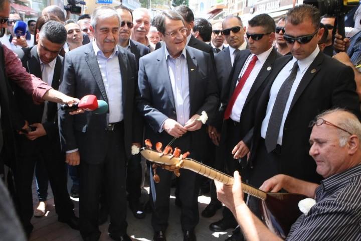 Το κυπριακό μπροστά σε ραγδαίες εξελίξεις