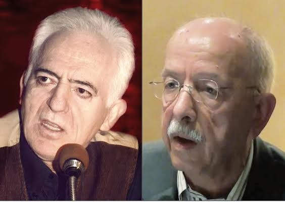 Ο Γ. Καραμπελιάς συνομιλεί με τον Θ. Ζιάκα για τα Ιουλιανά του 65 (βίντεο)