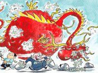 Κίνα: Η κατάρρευση