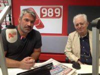 Ο Γ. Καραμπελιάς προσκεκλημένος στη ραδιοφωνική Γιάφκα (ηχητικό)