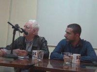 Γ. Καραμπελιάς: «Το τέλος της ιστορικής αριστεράς»|Εισήγηση στην Θεσσαλονίκη | 03/10/2015