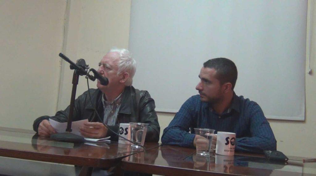 Γ. Καραμπελιάς: «Το τέλος της ιστορικής αριστεράς» Εισήγηση στην Θεσσαλονίκη   03/10/2015
