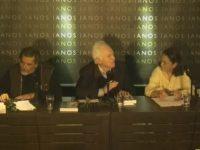 Γ. Καραμπελιάς, Μ. Κορομηλά και  Στ. Σταυρόπουλος (βίντεο)