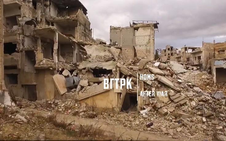 Το διαφαινόμενο τέλος του συριακού πολέμου