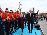 """Ερντογάν: """"Τερματίσαμε, δεν αρχίσαμε κατάκτηση της Πόλης"""""""