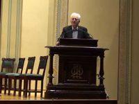 Ομιλία Γ. Καραμπελιά σε εκδήλωση του ΚΕΠΕΜ για την Άλωση (βίντεο)
