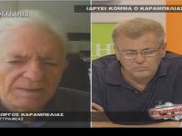 Ο Γ. Καραμπελιάς μιλά για την διακήρυξη του Άρδην στο Θεσσαλία TV