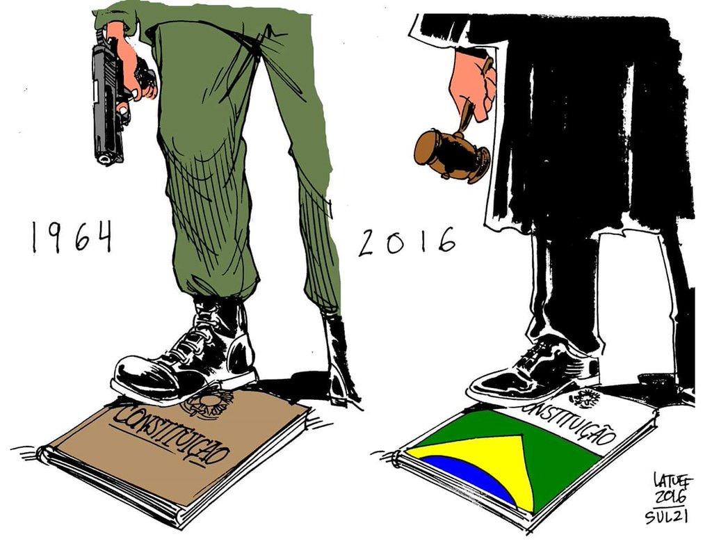 Βραζιλιάνικο πραξικόπημα