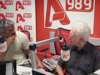 O Γ. Καραμπελιάς στην Γιάφκα (βίντεο)