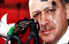 Ο εγκλωβισμός του Ερντογάν