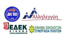 Κυπριακό: Κοινή δήλωση των Κυπριακών Κομμάτων