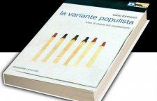 Κ. Φορμέντι: «Η ταξική πάλη παίρνει σήμερα τη μορφή του λαϊκισμού»