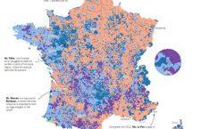 Πως ψήφισαν οι Γάλλοι στον πρώτο γύρο των προεδρικών εκλογών