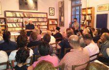 Κύκλος διαλέξεων: Επαναπροσδιορισμός, Γ. Καραμπελιάς: «Ταυτότητα και Ελληνισμός στον 21ο αιώνα» (βίντεο – β/ο Έρμα, Λευκωσία)