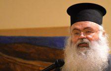 Η αγωνία ενός ιεράρχη για το μέλλον της Κύπρου