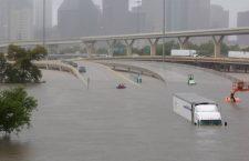 Πως η κλιματική αλλαγή συνέβαλε στην μανία του τυφώνα Χάρβεϊ