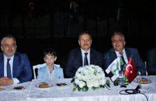 Για «φιέστα» στη Θράκη ο αντιπρόεδρος της τουρκικής κυβέρνησης