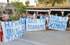 Κατεδαφίζοντας την ελληνική μειονότητα στη Χειμάρρα