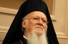 Ο Πατριάρχης Βαρθολομαίος και ο Σουλτάνος Ταγίπ