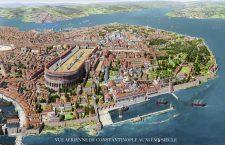 Aνακατασκευάζοντας τη Βυζαντινή Κωνσταντινούπολη